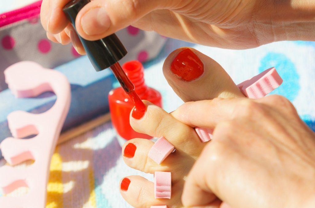The Tip-Toe Pedicure Kits C'est Arrivè!